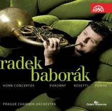 Radek Baborak - Hornkonzerte, CD