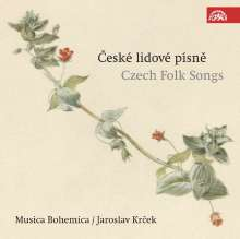 Musica Bohemica - Czech Folk Songs, 2 CDs