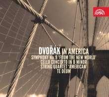 Antonin Dvorak (1841-1904): Symphonie Nr.9, 3 CDs