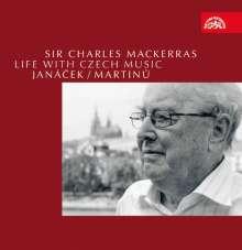 Charles Mackerras -Life with Czech Music 2, 4 CDs und 1 DVD