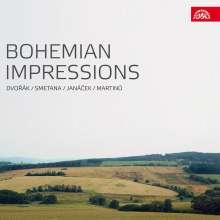 Bohemian Impressions, CD