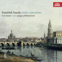 Frantisek Benda (1709-1786): Violinkonzerte C-Dur,B-Dur,D-Dur,a-moll, CD