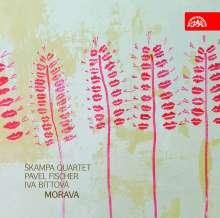 Pavel Fischer (geb. 1965): Streichquartette Nr.1-3, CD