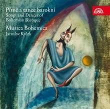 Lieder & Tänze des böhmischen Barock, 2 CDs
