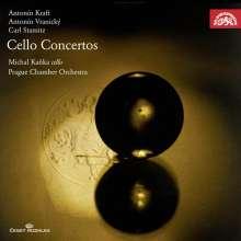 Anton Kraft (1749-1820): Cellokonzert C-Dur op.4, CD
