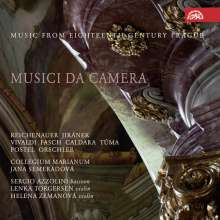 Musici da Camera - Music form 18th Century Prague, 2 CDs