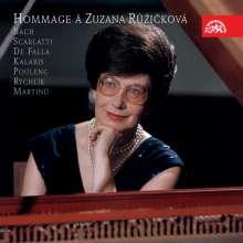 Hommage A Zuzana Ruzickova, 2 CDs