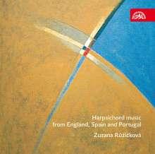 Zuzana Ruzickova - Cembalomusik aus England, Spanien & Portugal, 2 CDs