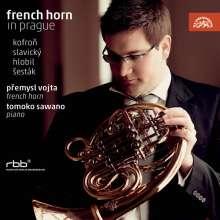 """Musik für Horn & Klavier """"French Horn in Prague"""", CD"""