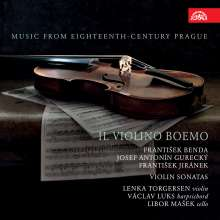 Il Violino Boemo - Music from 18th Century Prague, CD