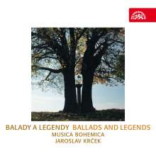 Musica Bohemica - Ballads And Legends, CD
