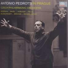 Antonio Pedrotti in Prague, 3 CDs