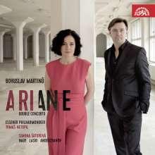 Bohuslav Martinu (1890-1959): Ariane (Oper in einem Akt), CD