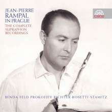Jean-Pierre Rampal - The Complete Supraphon Records, 2 CDs