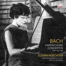 Johann Sebastian Bach (1685-1750): Cembalokonzerte BWV 1052-1058, 2 CDs