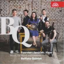 Belfiato Quintet - BQ, CD