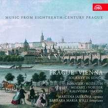 Prague - Vienna, CD