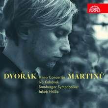 Bohuslav Martinu (1890-1959): Klavierkonzert Nr.4, CD