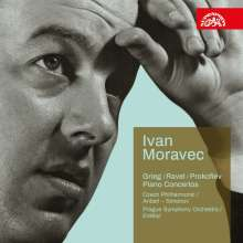 Ivan Moravec spielt Klavierkonzerte, CD