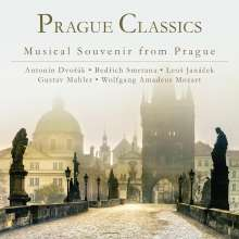 Prague Classics - Musical Souvenir from Prague, CD