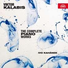 Viktor Kalabis (1923-2006): Klavierwerke, 2 CDs