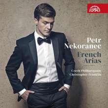 Petr Nekoranec - French Arias, CD