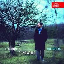 Leos Janacek (1854-1928): Klavierwerke, CD