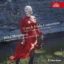 Jitka Hosprova - Czech Viola Concertos, CD