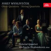 Josef Myslivecek (1737-1781): Oboenquintette Nr.1-3, CD