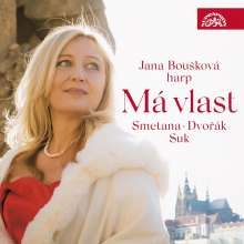 Jana Bouskova - Ma Vlast, CD