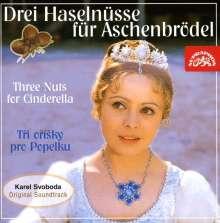 Karel Svoboda (1938-2007): Drei Haselnüsse für Aschenbrödel (Filmmusik), CD