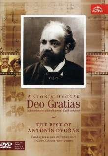Antonin Dvorak (1841-1904): Antonin Dvorak - A Documentary, DVD