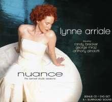 Lynne Arriale (geb. 1957): Nuance: The Bennett Studio Sessions (CD + DVD), CD