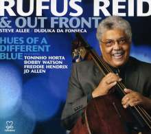 Rufus Reid (geb. 1944): Hues Of A Different Blue, CD