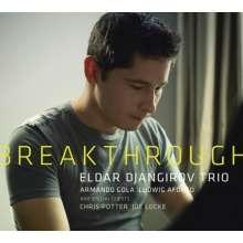 Eldar Djangirov (geb. 1987): Breakthrough, CD