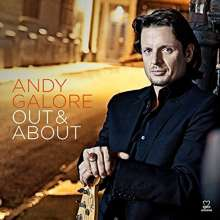 Andy Galore: Out & About, CD
