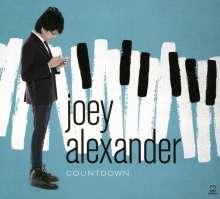 Joey Alexander (geb. 2003): Countdown, CD