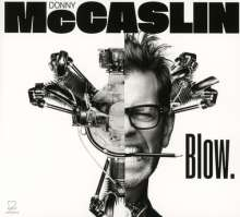 Donny McCaslin (geb. 1966): Blow., CD