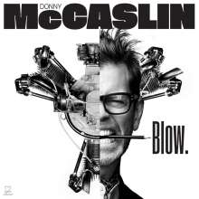 Donny McCaslin (geb. 1966): Blow. (Limited-Edition) (Clear Vinyl), LP
