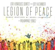 Lori Henriques & Joey Alexander: Legion Of Peace: Songs Inspired By Laureates, CD