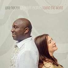 Jana Herzen: Round The World, CD