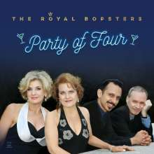 The Royal Bobsters: Party Of Four, CD