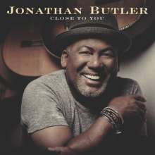 Jonathan Butler: Close To You, CD