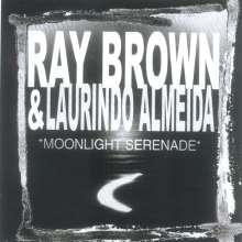 Ray Brown (1926-2002): Moonlight Serenade, CD