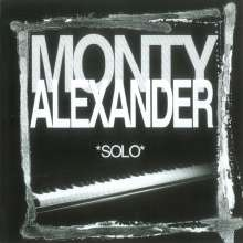 Monty Alexander (geb. 1944): Solo, CD