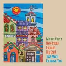 Manuel Valera: Jose Marti En Nueva York, CD