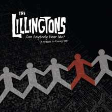 The Lillingtons: Can Anybody Hear Me? (A Tribute To Enemy You), LP