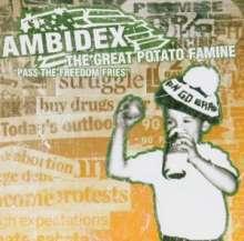 Ambidex: The great potato famine, CD