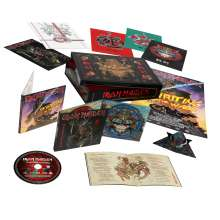 Iron Maiden: Senjutsu (Limited Deluxe Boxset), 2 CDs und 1 Blu-ray Disc
