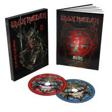 Iron Maiden: Senjutsu (Limited Deluxe Edition), 2 CDs
